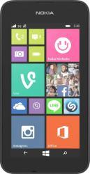imagine Telefon Mobil Nokia Lumia 530 Grey + Capac White nk530blk+whi.ss