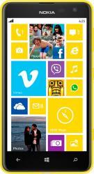 imagine Telefon Mobil Nokia Lumia 625 Yellow 74853