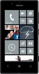 Telefon Mobil Nokia Lumia 720 Black Resigilat