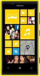 imagine Telefon Mobil Nokia Lumia 720 Yellow a00011584