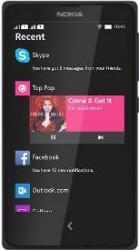 Telefon Mobil Nokia X Dual SIM Black