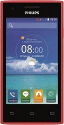 Telefon Mobil Philips S309 Dual Sim Red