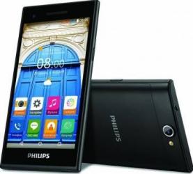 Telefon Mobil Philips S396 Dual SIM Black