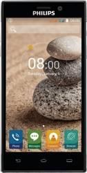 Telefon Mobil Philips V787 Dual SIM Black