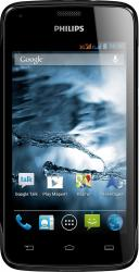 imagine Telefon Mobil Philips Xenium W3568 Dual SIM Black w3568 black grey