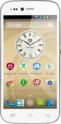 Telefon Mobil Prestigio Grace X3 3455 Dual SIM White