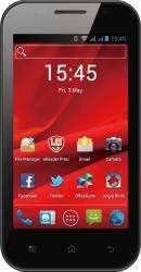 imagine Telefon Mobil Prestigio MultiPhone 4044 Dual SIM Black. pap4044duo_resigilat