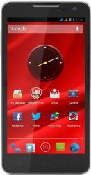 imagine Telefon Mobil Prestigio MultiPhone 5044 Dual SIM Black. pap5044duo_resigilat