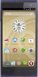 Telefon Mobil Prestigio MultiPhone 5455 Dual SIM Blue