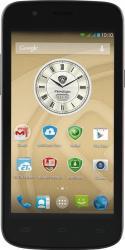 Telefon Mobil Prestigio MultiPhone 5504 Dual SIM Black