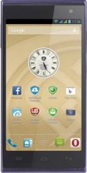Telefon Mobil Prestigio MultiPhone 5505 Dual SIM Blue