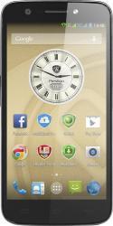 Telefon Mobil Prestigio MultiPhone 5508 Dual SIM Metal Silver