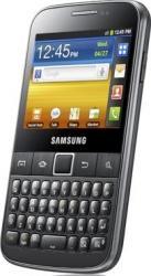 imagine Telefon Mobil Samsung B5510 Galaxy Y Pro Gray gt-b5510caacoa