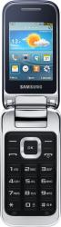 imagine Telefon Mobil Samsung C3590 Aqua Black c3590 black