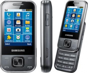 imagine Telefon Mobil Samsung C3750 Mettalic Gray. gt-c3750maacoa_resigilat