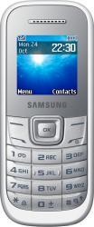 imagine Telefon Mobil Samsung E1200 White. e1200 white_resigilat