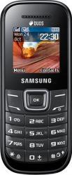 imagine Telefon Mobil Samsung E1202 Dual Sim Black. e1202 black_resigilat