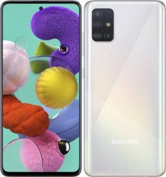 pret preturi Telefon mobil Samsung Galaxy A51 A515 128GB Dual SIM 4G Prism Crush White