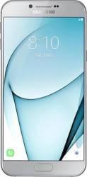 Telefon Mobil Samsung Galaxy A8 (2016) A810 Dual Sim Silver Telefoane Mobile