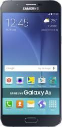 Telefon Mobil Samsung Galaxy A8 Duos A800 Dual SIM 4G Black