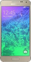 Telefon Mobil Samsung Galaxy Alpha G850F Gold