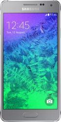 Telefon Mobil Samsung Galaxy Alpha G850F Silver