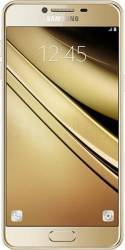 Telefon Mobil Samsung Galaxy C5 32GB Dual Sim 4G Gold