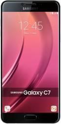 Telefon Mobil Samsung Galaxy C7 32GB Dual Sim 4G Grey Telefoane Mobile