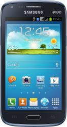pret preturi Telefon Mobil Samsung Galaxy Core i8262 Dual SIM Blue