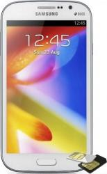 imagine Telefon Mobil Samsung Galaxy Grand Duos i9082 White. sami9082wht_resigilat