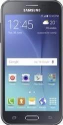 Telefon Mobil Samsung Galaxy J2 Duos Dual SIM Black Telefoane Mobile
