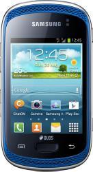 imagine Telefon Mobil Samsung Galaxy Music Duos S6012 Blue 69154