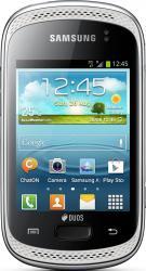 imagine Telefon Mobil Samsung Galaxy Music Duos S6012 White 67947