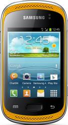 imagine Telefon Mobil Samsung Galaxy Music Duos S6012 Yellow 69155