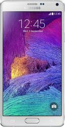 Telefon Mobil Samsung Galaxy Note 4 N9100 Dual SIM 4G White