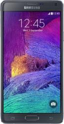 imagine Telefon Mobil Samsung Galaxy Note 4 N910F Black tsanote4n