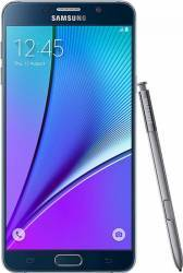 Telefon Mobil Samsung Galaxy Note 5 N920 32GB 4G Black Telefoane Mobile