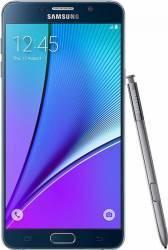 Telefon Mobil Samsung Galaxy Note 5 N920 32GB 4G Black Telefoane Mobile