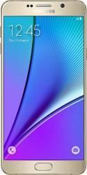 Telefon Mobil Samsung Galaxy Note 5 N9200 32GB Dual SIM 4G Gold Telefoane Mobile