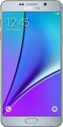 Telefon Mobil Samsung Galaxy Note 5 N920C 32GB Dual Sim 4G Silver Telefoane Mobile