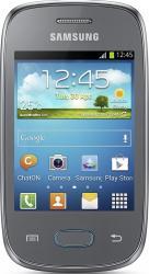 imagine Telefon Mobil Samsung Galaxy Pocket Neo S5310 Silver. s5310 silver_resigilat