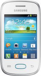 imagine Telefon Mobil Samsung Galaxy Pocket Neo S5310 White gt-s3510rwacoa