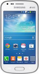 Telefon Mobil Samsung Galaxy S Duos II S7582 White