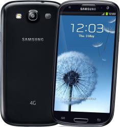 Telefon Mobil Samsung Galaxy S3 I9305 Black 4G