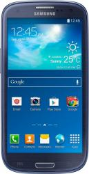 imagine Telefon Mobil Samsung Galaxy S3 Neo i9301 Blue gt-i9301mbzrom