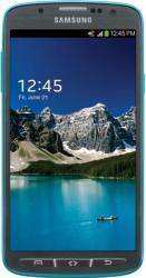imagine Telefon Mobil Samsung Galaxy S4 Active i9295 Blue i9295 blue