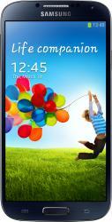 imagine Telefon Mobil Samsung Galaxy S4 i9500 16GB Black Mist Octa-Core. i9500 black octa-core_resigilat