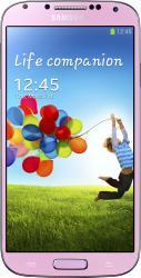 imagine Telefon Mobil Samsung Galaxy S4 i9505 16GB Pink gt-i9505ziacoa