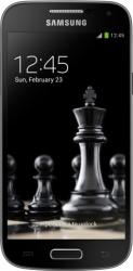 Telefon Mobil Samsung Galaxy S4 Mini I9192 Dual SIM Black Edition.