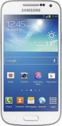 Telefon Mobil Samsung Galaxy S4 Mini I9192 Dual SIM White